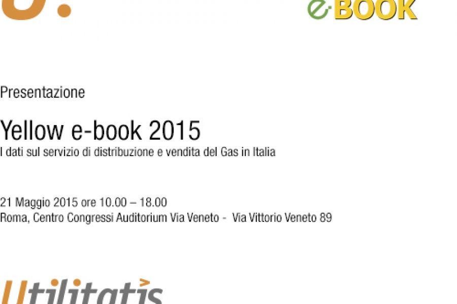 Presentazione Yellow e-Book 2015
