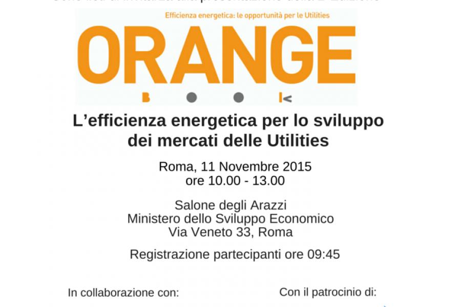 Presentazione Orange Book 2da Edizione